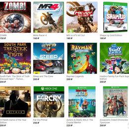 Игры для приставок и ПК - Более 114 игр на Xbox one, 0