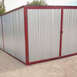 Готовые строения - Разборный гараж пенал , 0