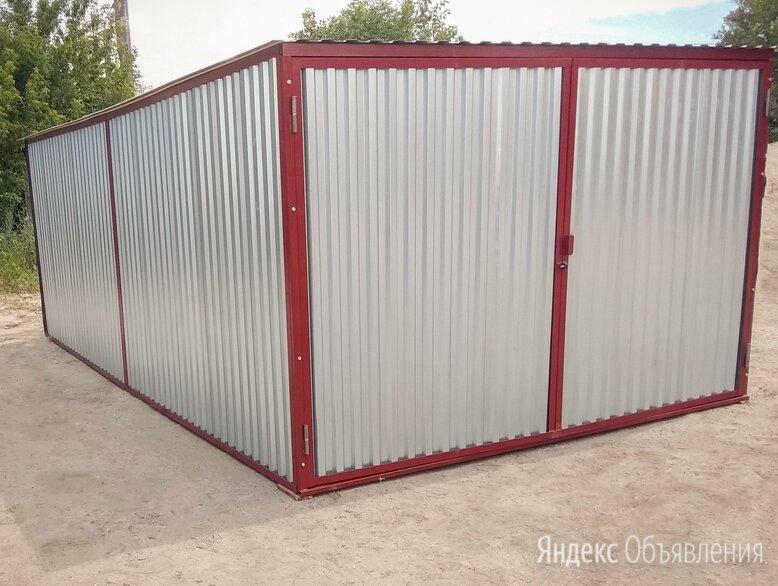 Разборный гараж пенал  по цене 56000₽ - Готовые строения, фото 0