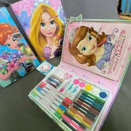 Рисование - Набор для рисования с принцесами, 0