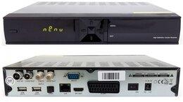 Спутниковое телевидение - Спутниковый ресивер GoldMaster I-805B Combo, 0