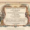 Гравированная кабинетная карта 1758 года России и северных стран S6710 по цене 220000₽ - Гравюры, литографии, карты, фото 1