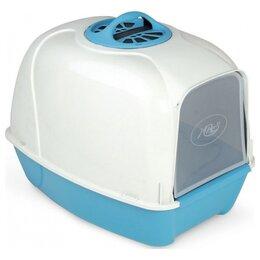 Туалеты и аксессуары  - MPS Pixi (52х39х39h см) Синий Био-туалет, 0