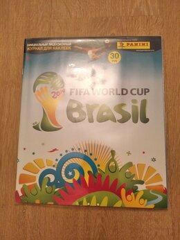 Спортивные карточки и программки - Panini Заполненный альбом Чемпионат мира 2014, 0