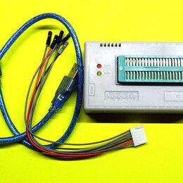 Инструменты - Программатор Minipro TL866II Plus, 0