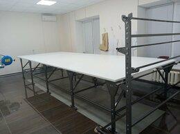 Швейное производство - Раскройный стол, 0