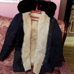 Куртки - Куртка меховая крытая., 0