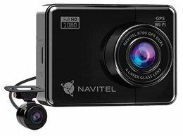 Видеокамеры - Видеорегистратор NAVITEL R700 GPS Dual, 2…, 0