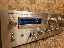Усилители и ресиверы - Pioneer SA-7800 Blue Series (Made in Japan), 0