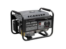 Электрогенераторы - Генератор бензиновый Carver PPG-3900A, 0