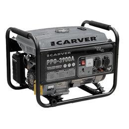 Электрогенераторы и станции - Генератор бензиновый Carver PPG-3900A, 0