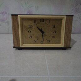Часы настольные и каминные - часы механические, 0