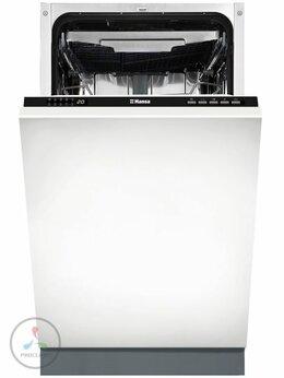 Посудомоечные машины - Посудомоечная машина узкая Hansa ZIM 4677 EV, 0