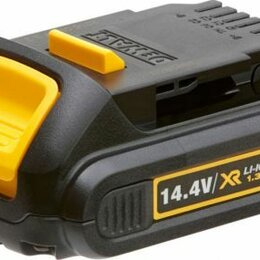 Шуруповерты - Аккумулятор для шуруповерта DeWALT DCB 145, 0