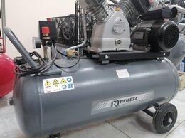 Воздушные компрессоры - Компрессор Remeza СБ4/С-100.LB30A (220В) 420 л/мин, 0