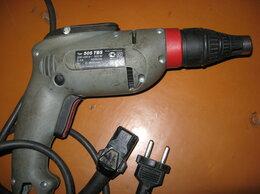 Дрели и строительные миксеры - Электрический шуруповёрт Kress Typ 505 TBS, 0