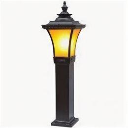 Уличное освещение - Libra F венге ландшафтный уличный светильник IP44 GLXT-1408F Elektrostandard , 0