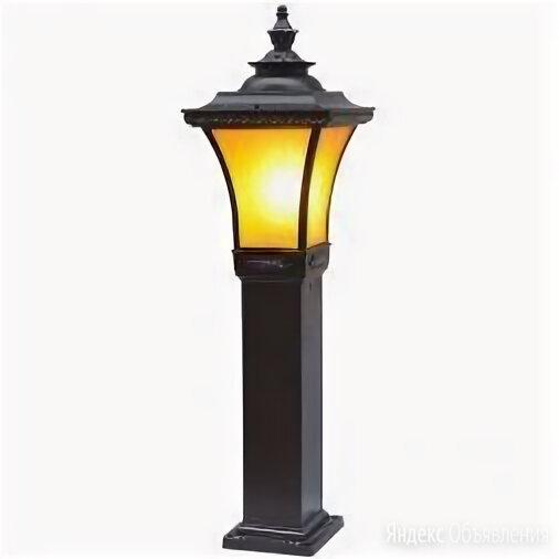 Libra F венге ландшафтный уличный светильник IP44 GLXT-1408F Elektrostandard  по цене 8000₽ - Уличное освещение, фото 0