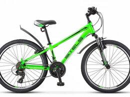"""Велосипеды - Велосипед подростковый STELS NAVIGATOR 400 V 24""""…, 0"""