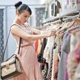 Торговля - Магазин модной женской одежды в торговом центре, 0