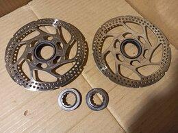 Тормоза - Роторы 160mm, цена за 2 шт Shimano Center Lock, 0