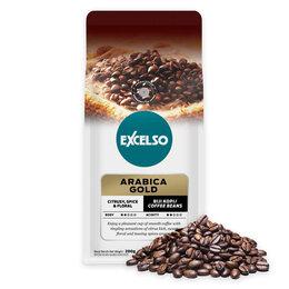 Ингредиенты для приготовления напитков - Кофе в зернах Excelso Arabica Gold (Индонезия), 0