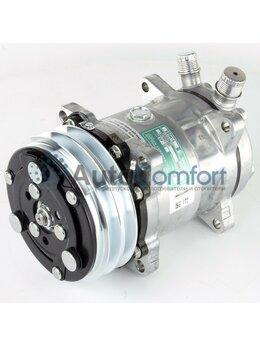 Отопление и кондиционирование  - Компрессор 5H14, 12V, A2,  FL - вертикальные…, 0