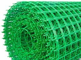 Заборчики, сетки и бордюрные ленты - Сетка Пластиковая садовая, 0