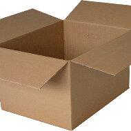 Корзины, коробки и контейнеры - Картонная коробка 13х18х20 см, 0