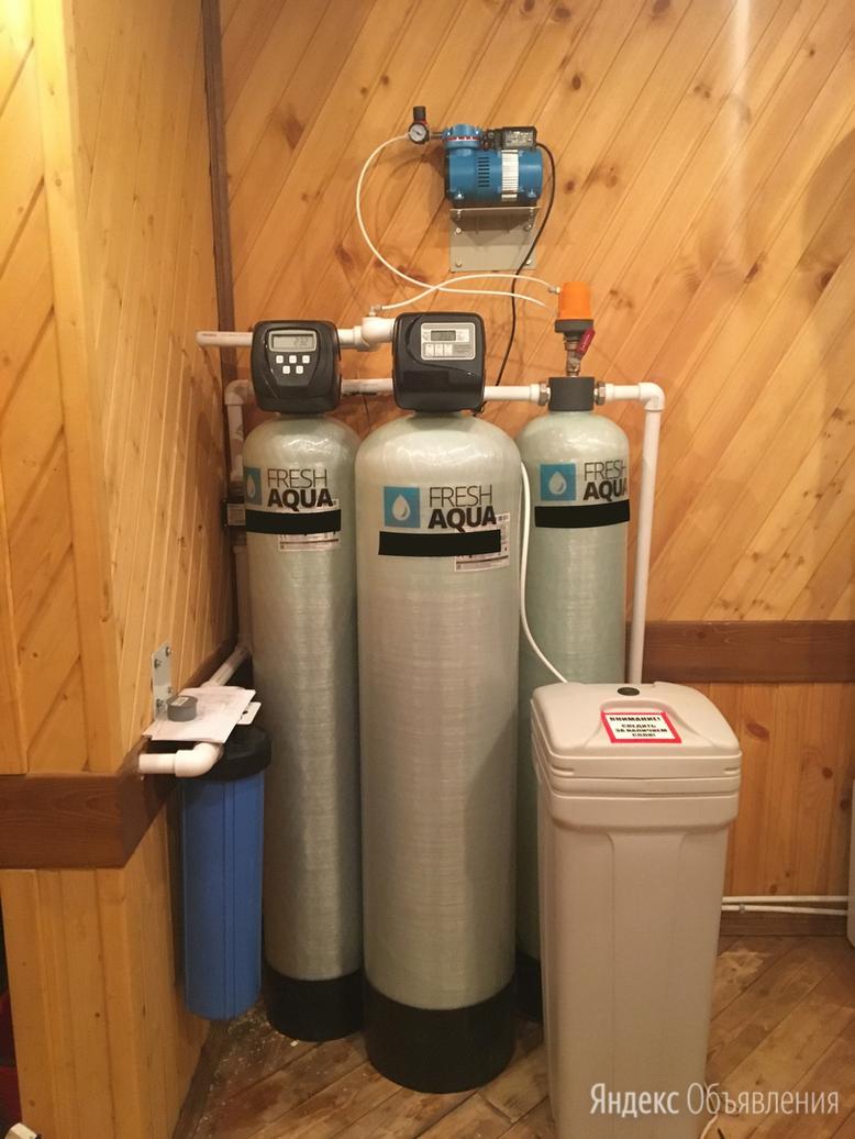 Очистка воды / Система водоочистки по цене 45000₽ - Фильтры для воды и комплектующие, фото 0