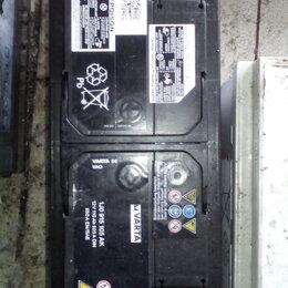 Аккумуляторы и комплектующие - аккумулятор 110 ач, 0