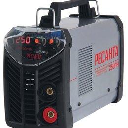 Сварочные аппараты - Сварочный аппарат инверторный Ресанта САИ250ПН, 0