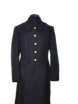 Пальто - Шинель (пальто) ВМФ c пластиковыми пуговицами,…, 0