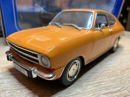 Модели - Opel Kadett LS coupe, 0