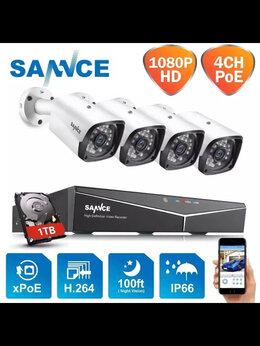 Камеры видеонаблюдения - Установка видеонаблюдения , 0