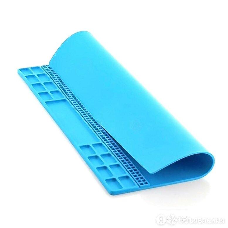 Коврик термостойкий для пайки Sunshine SS-004A 246mm*345mm по цене 600₽ - Аксессуары для салона, фото 0
