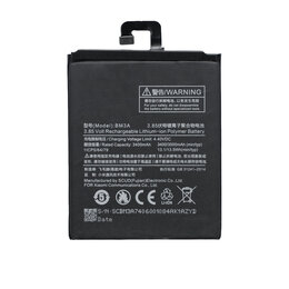 Аккумуляторы - Аккумулятор для Xiaomi Mi Note 3 (BM3A), 0
