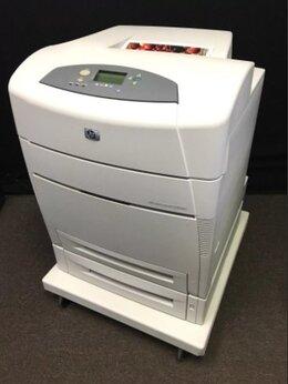 Принтеры и МФУ - Принтер HP Color LaserJet 5550tn А3.А4, 0
