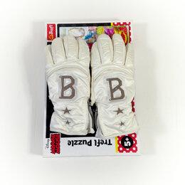 """Защита и экипировка - Горнолыжные перчатки  со стразами """"Bogner"""" б.у, 0"""