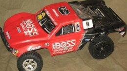 Радиоуправляемые игрушки - Радиоуправляемая Short Course Truck Traxxas…, 0