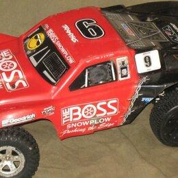 Радиоуправляемые игрушки - Радиоуправляемая Short Course Truck Traxxas Slash VXL 2WD, 0