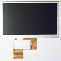 "Радиодетали и электронные компоненты - Дисплей 5"" 272x480px AT050TN30 (H-Q050L-12D), 121x76x3.2mm, 40pin, 0"