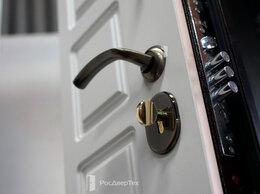Входные двери - Дверь входная с зеркалом металлическая , 0