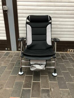 Походная мебель - Кресло для Отдыха и Рыбалки, 0