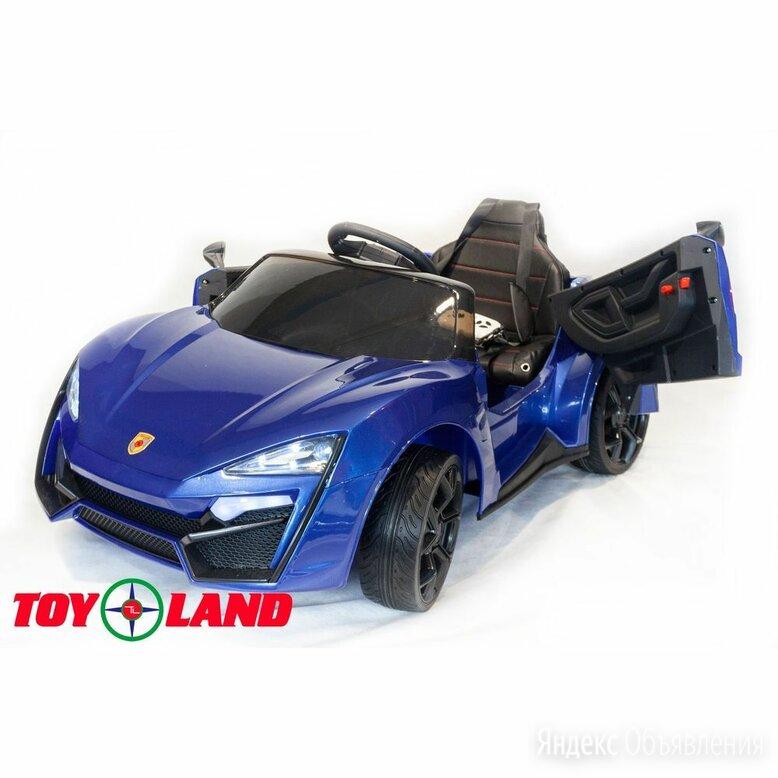 Электромобиль Toyland Lykan  4Х4 по цене 15900₽ - Электромобили, фото 0