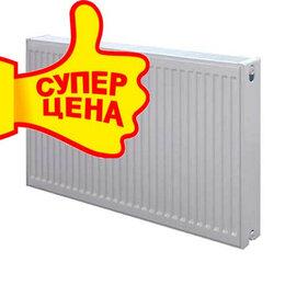 Радиаторы - Радиатор стальной Millennium 22/500/600 бок.подкл, 0