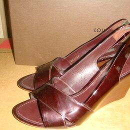 Босоножки - Босоножки женские amarante Louis Vuitton р.38,5, 0