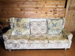 Диваны и кушетки - Диван софа 2-х спальный раздвижной, 0