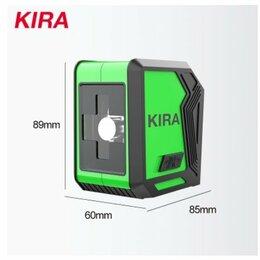 Измерительные инструменты и приборы - Лазерный уровень Kira 2 луча, 0
