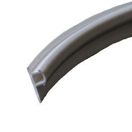 Отделочный профиль, уголки - Маскировочная лента (вставка) SL -образная белая, 0